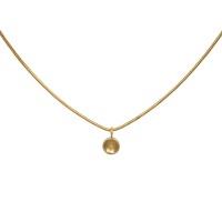 iXXXi Toppart snake collier 40cm, goudkleur