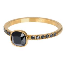 Ring Prince ; goudkleurig