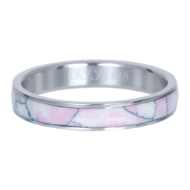 Ring ; pink paradise