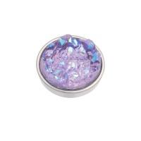 Top part drusy purple