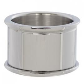 Basisring 14mm, silver