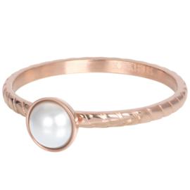 Ring Dynasty ; rosé-goudkleurig