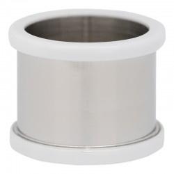 iXXXi Basisring 14mm, keramiek wit