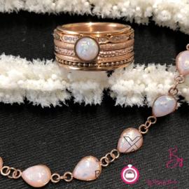 iXXXi Cadeauset 12 ; Karli ; Rosé goud