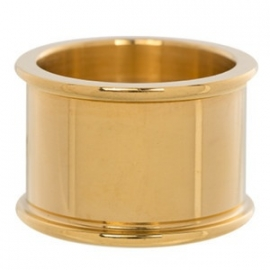 iXXXi Basisring 14mm, gold