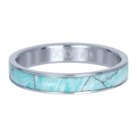 Ring ; green paradise