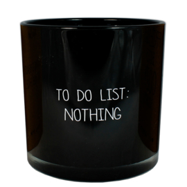 Sojakaars - To Do List: Nothing