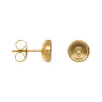 iXXXi Top parts ear studs, goud