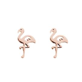 iXXXi oorknopjes, flamingo roségoud