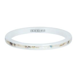 iXXXi ring, Ceramic sand shell