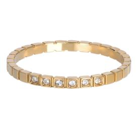 Ring Palace ; goudkleurig