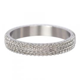 Ring Caviar ; Silvercolor