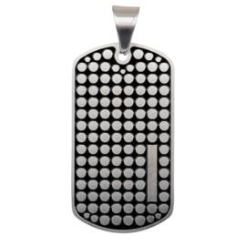 iXXXi Hanger Dog Tag Dots