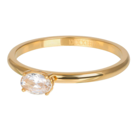 Ring King ; goudkleurig