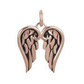Hanger Wings ; roségoudkleurig