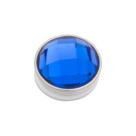 iXXXi top part, facet capri blue