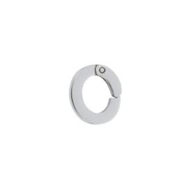 Los oog ; Loop Small ; Silver color