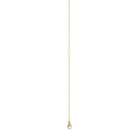 iXXXi 1mm collier 60cm, goud met logo
