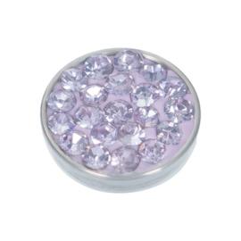 Top part violet stone