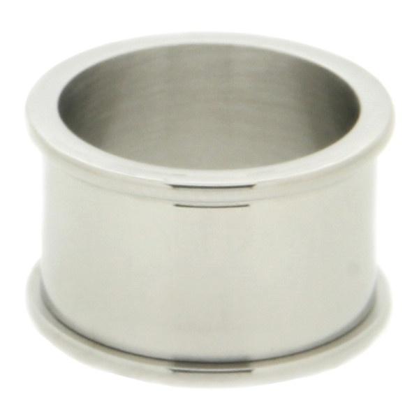 Basisring 12 mm, silver
