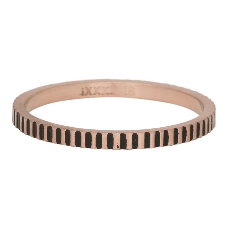 Ring Cartels ;  rosé goudkleurig