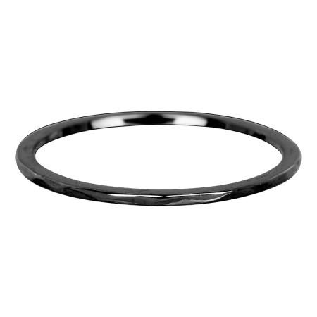 Ring wave zwart