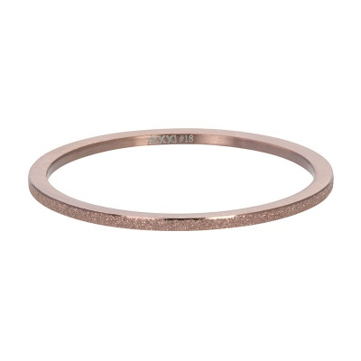 iXXXi Ring Sandblasted ; Brown