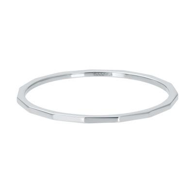 iXXXi Ring Angular ; Silvercolor