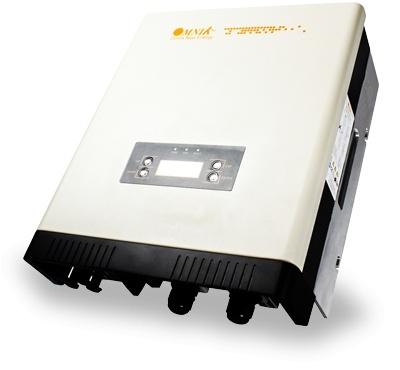 Omnik 10.0K-TL2 3 fase omvormer met wifi 10 jaar garantie