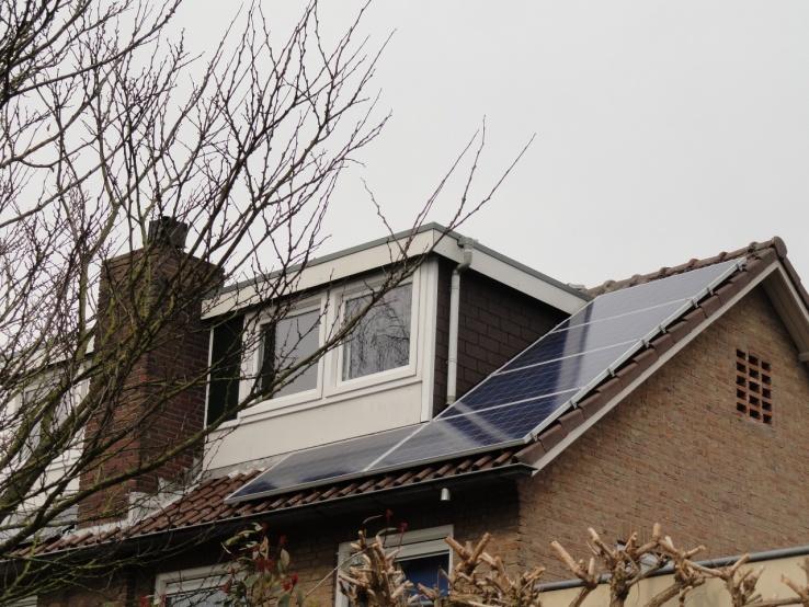 Zonnepanelen Canadian solar Geldermalsen