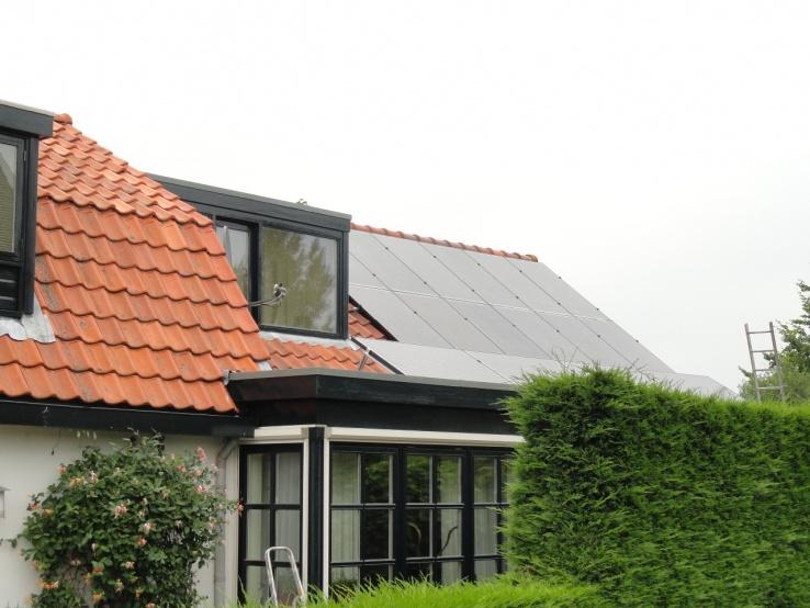 Eging zonnepanelen Geldermalsen