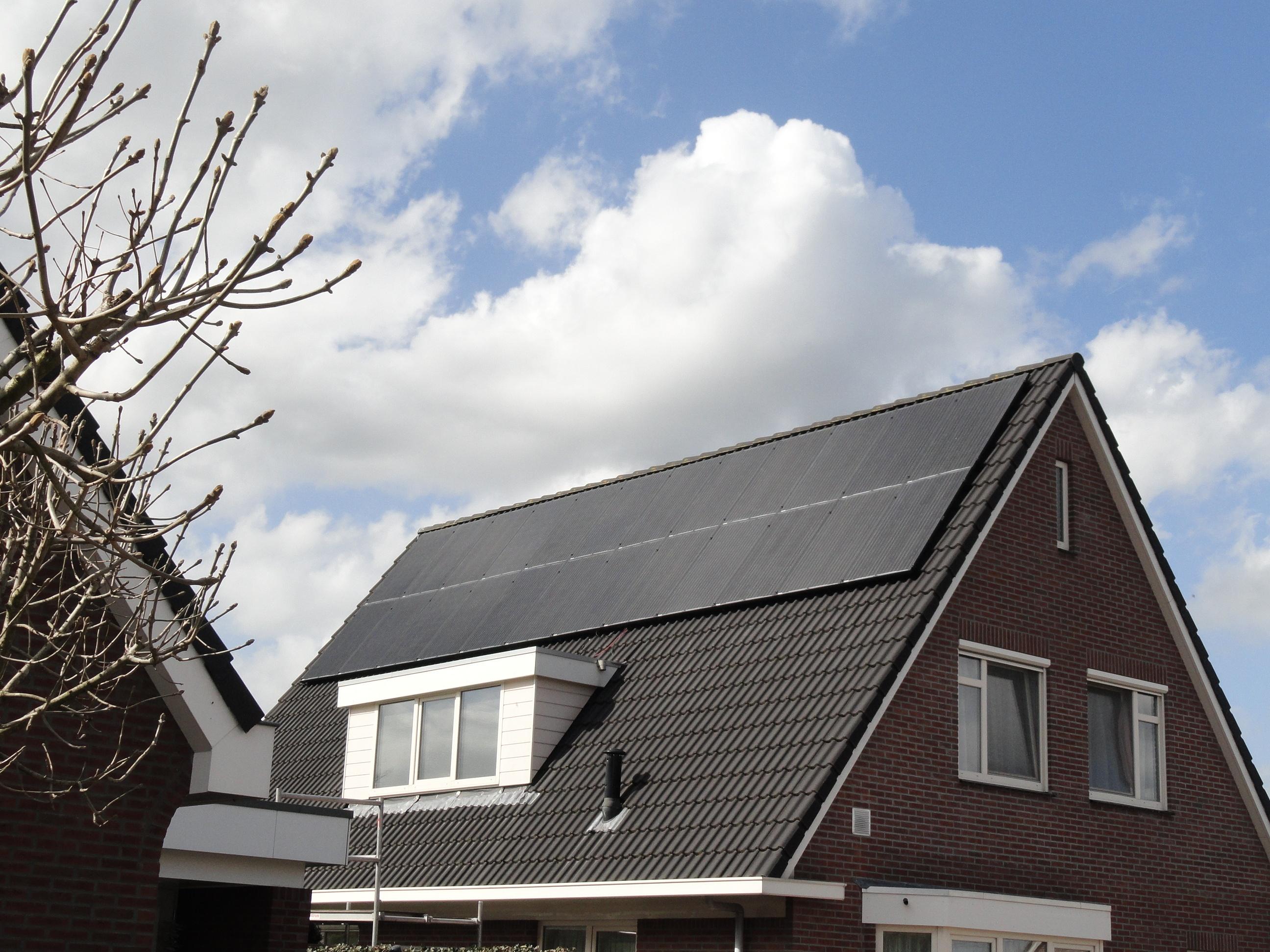 zonnepanelen Meteren Gelderland