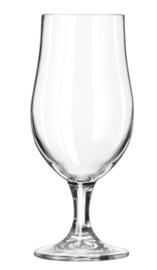 Trio pakket, 2 wijn of bierglazen en 1 wijn / bierkistje