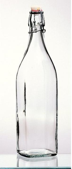 Beugelfles 1 liter