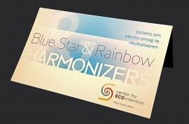Blue star & Rainbow Harmonizer (tegen electromagnetische straling)