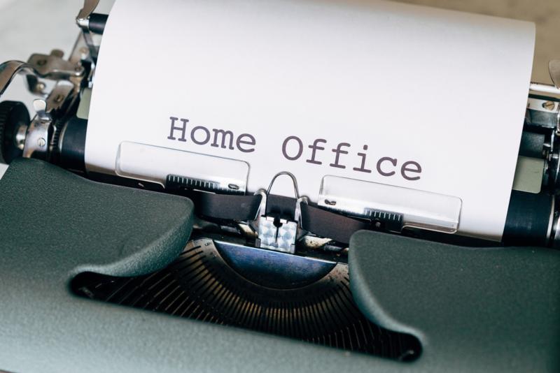 Tips om fijn thuis te werken