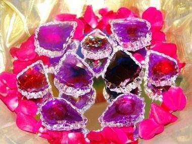 Chakra Kristal Violet