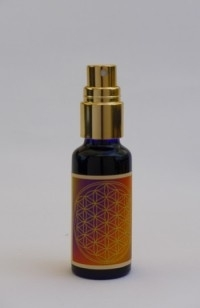 Flower of life spray