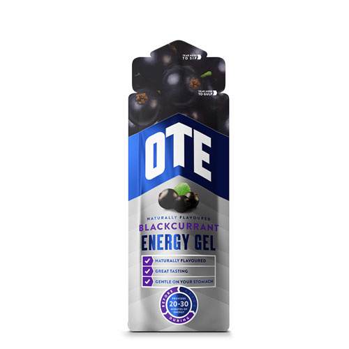 OTE Energy Gel Blackcurrant 56g