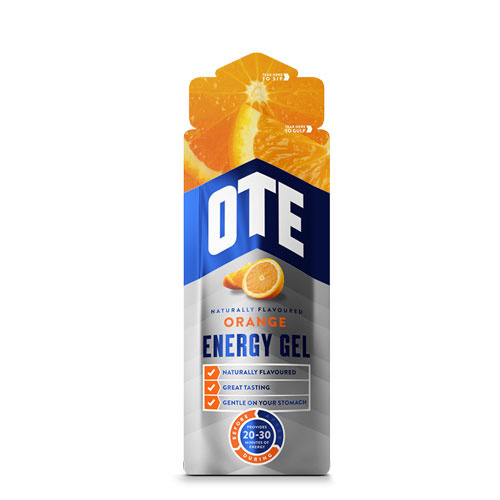OTE Energy Gel Orange 56g 20x