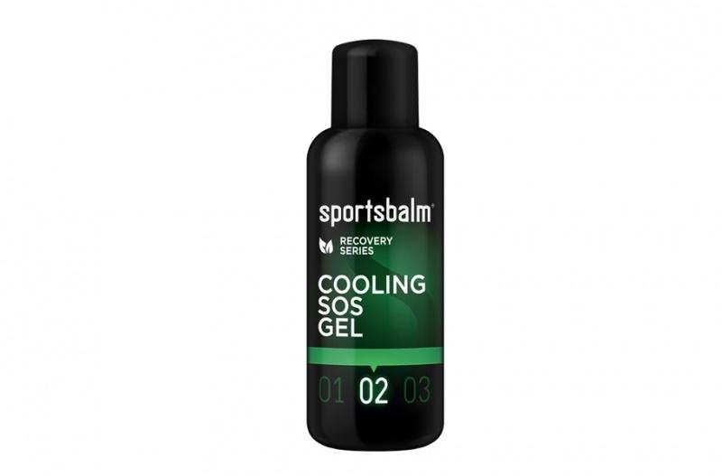 SportsBalm Cooling SOS Gel 200ml