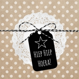 HIEP HIEP HOERA | DOILY