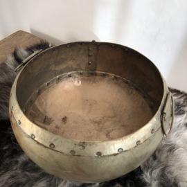 Unieke gouden schaal