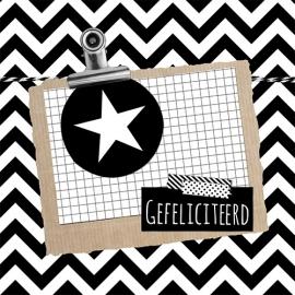 GEFELICITEERD | ZIG ZAG