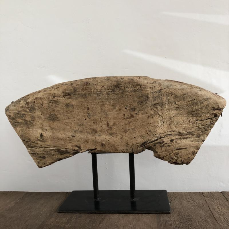 Uniek houten item