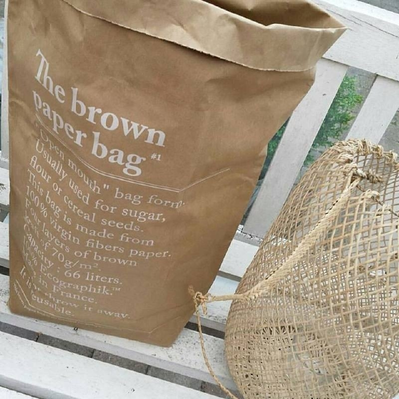 The brown paperbag