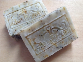 Calendula (goudsbloem) zeep