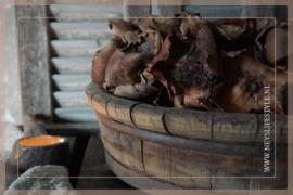 Krans palm cup| naturel | 38 cm