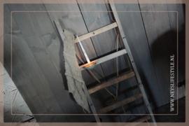 Ladder/hangrek hout | M