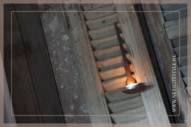 Oude shutter hout | 3